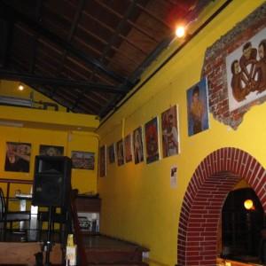 Art Exhibition AlleyCat Pizza Taipei Huashan