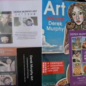 Taiwan Modern Art Gallery News Derek Murphy