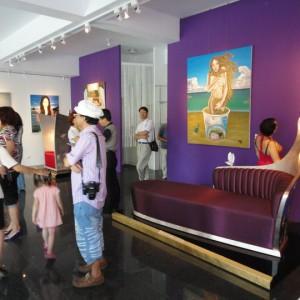 Taiwan Modern Art Gallery Exhibition