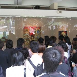 Derek Murphy NCKU Art Gallery Tainan Taiwan Contemporary Art