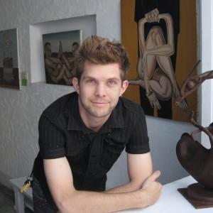 Derek Murphy Art Gallery Exhibition